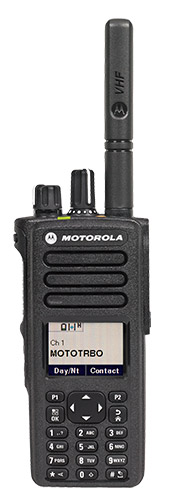Motorola MOTOTRBO XPR7550e Digital Two-Way Radio