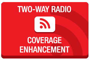 Two-Way Radio Coverage Enhancement